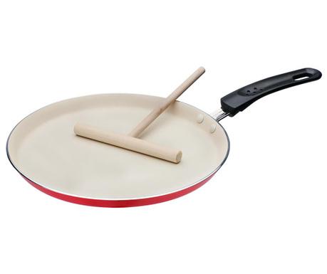 Тиган за палачинки Pepan Red 26 см