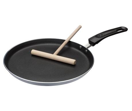 Тиган за палачинки Pepan Grey 26 см