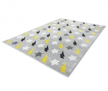 Dywan Bolt Yellow 120x170 cm