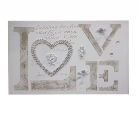 Tablou Strange Love 60x90 cm