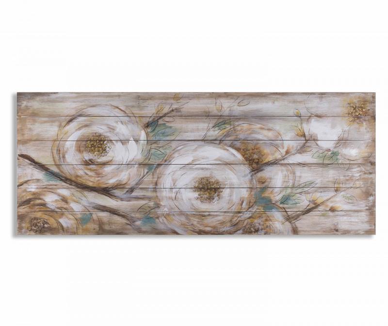 Tablou Wood Feel 60x150 cm