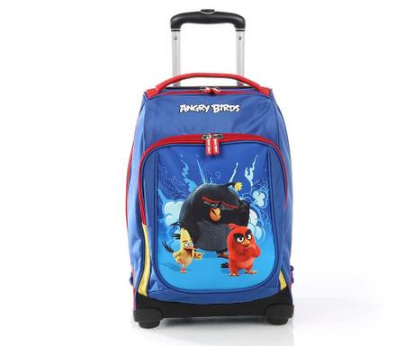 23aba6b0f4 Školská taška na kolieskach Angry Birds - Vivrehome.sk