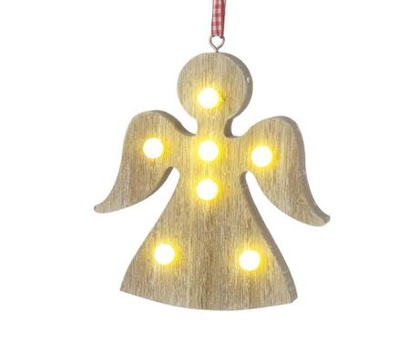 Viseći svjetleći ukras Natural Angel