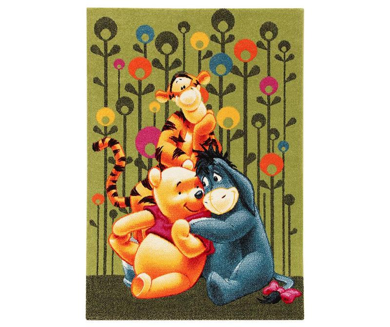 Covor Winnie and Friends Hug 133x190 cm