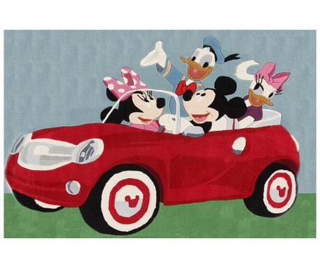 Preproga Mickey Cars 133x190 cm