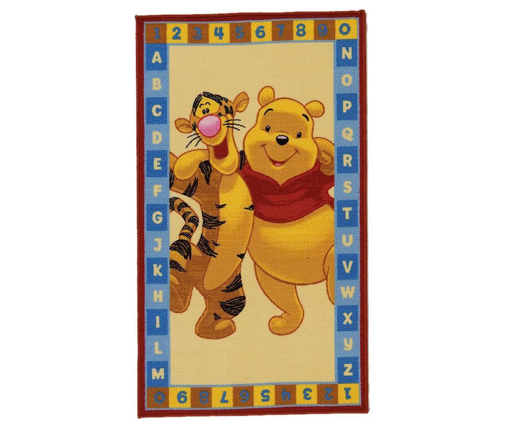 Tepih Winnie ABC 80x140 cm