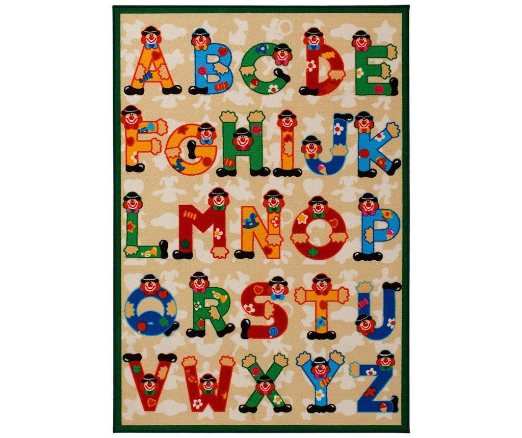 Letters Szőnyeg 100x140 cm