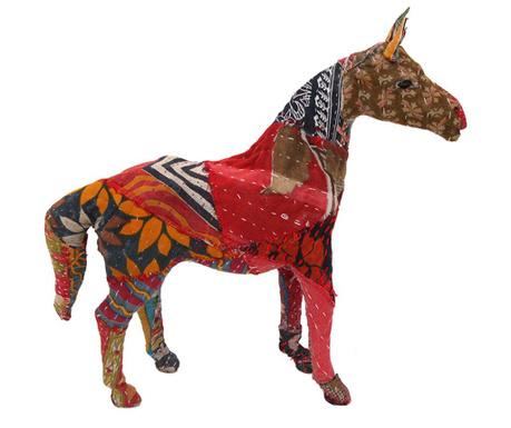 Decoratiune Patchwork Horse