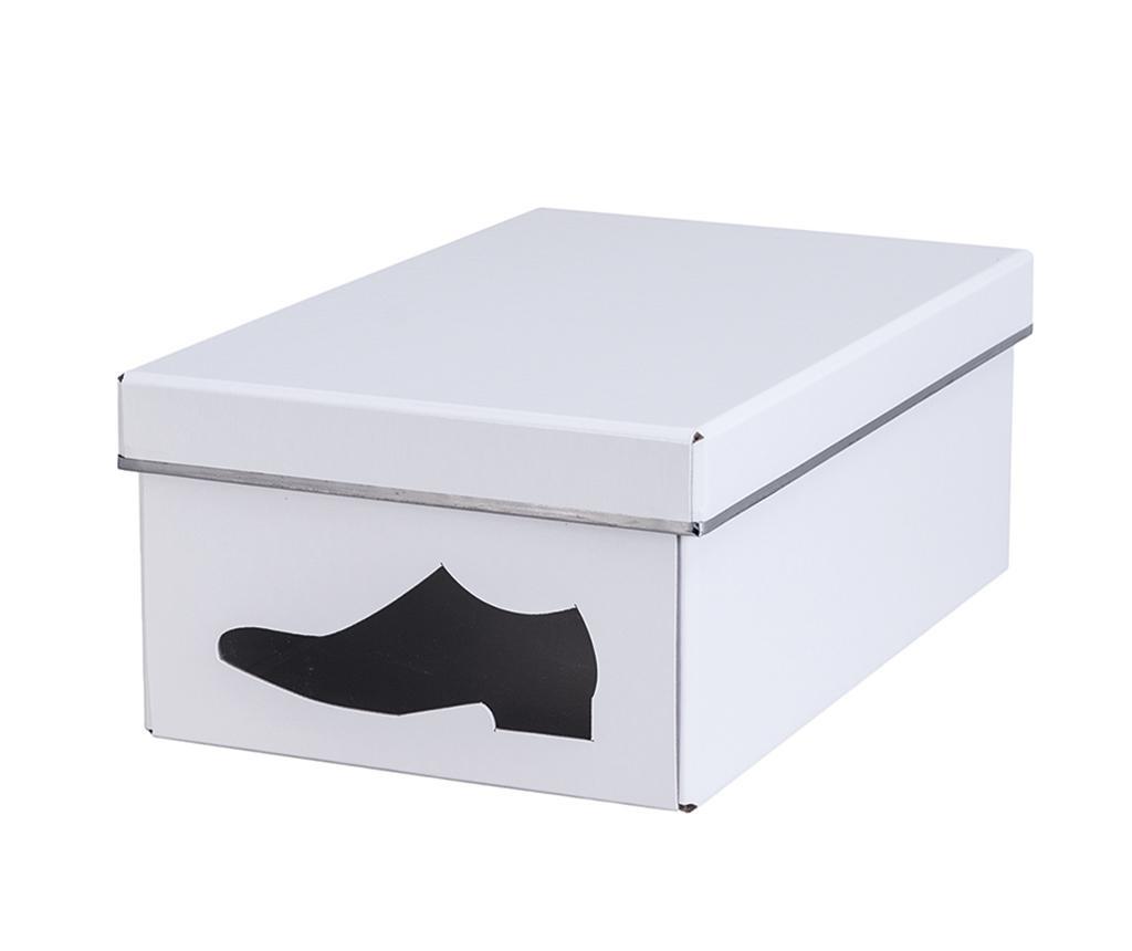 Denis White Cipőtároló doboz