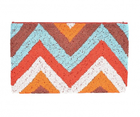Envelope bag Zig Zag Multicolour