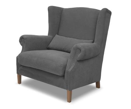 Fotel Alpaga Anthracite