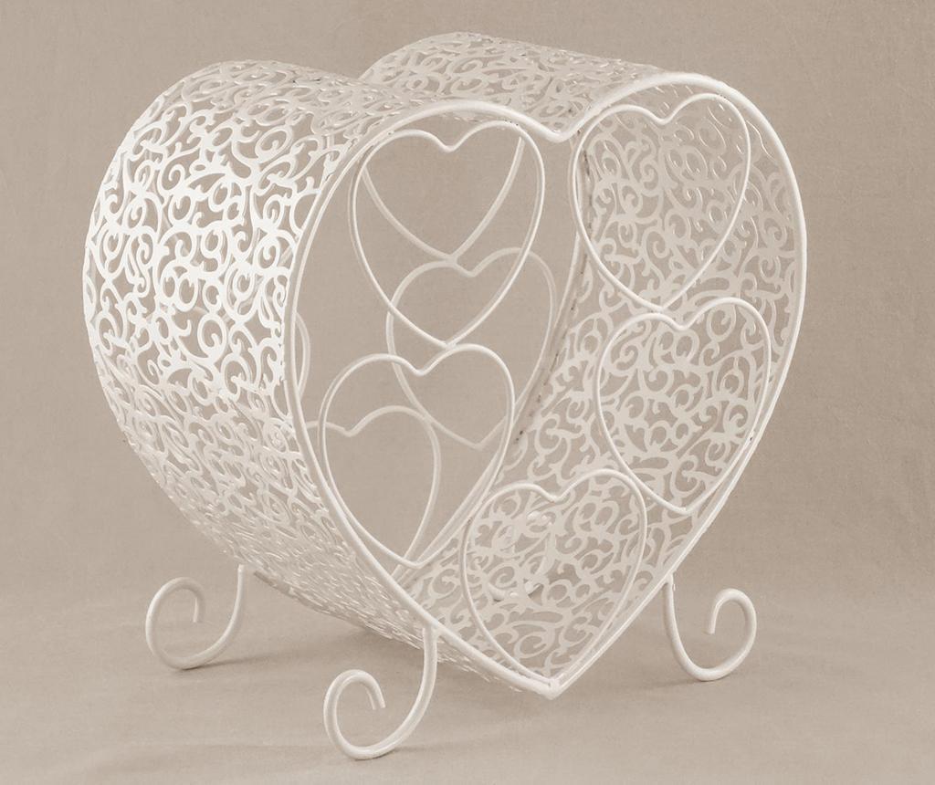 Držač za boce Delicate Heart