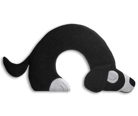 Termički jastuk Bobby Dog Black 21x34 cm