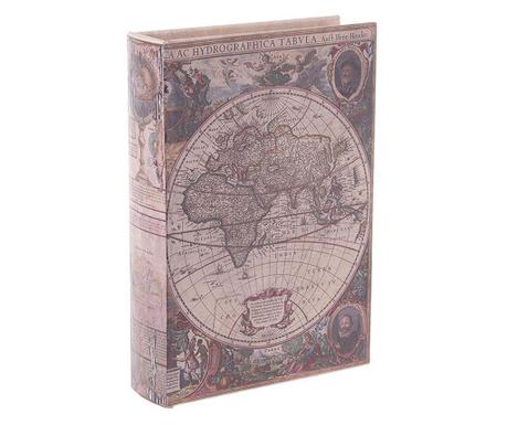 Кутия тип книга Hydrographic