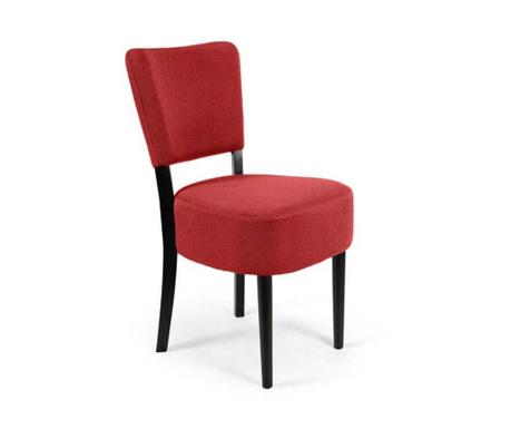 Scaun Nisa Red Simple Classic
