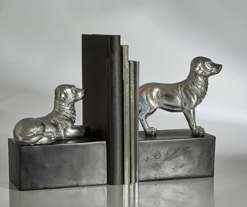Set 2 držača za knjige Dogs