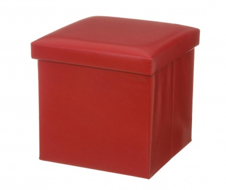 Simple Red Összecsukható zsámoly