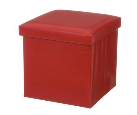 Taboret składany Simple Red