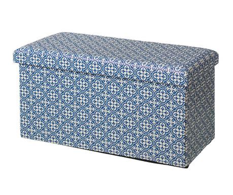 Caprice Blue Összecsukható pad