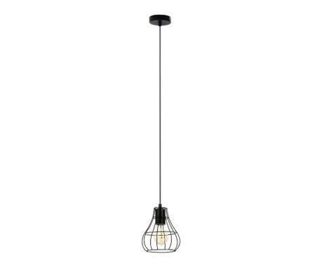 Závěsná lampa Outline Drop Black