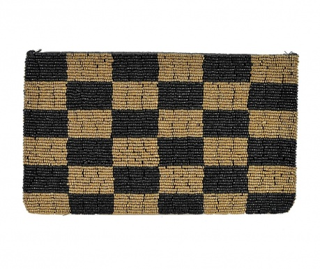 Envelope bag Black & Gold