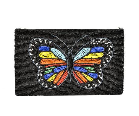 Listová kabelka Butterfly