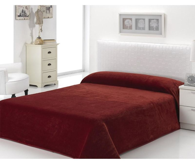 Deka Mora Bordeaux 170x220 cm