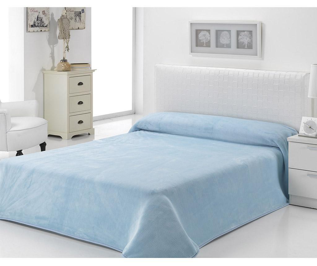 Odeja Mora Blue 240x260 cm