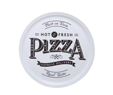 Fresh Pizza szervírozó tál