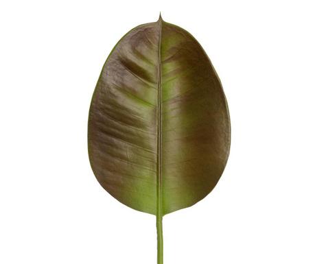Dekorace Brown Leaf