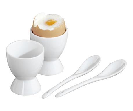 Set pentru mic dejun 4 piese Facet