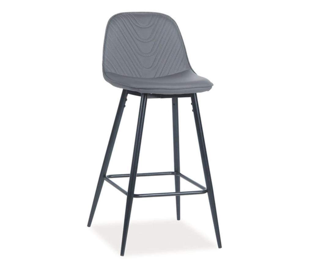 Barová židle Jimmy Grey