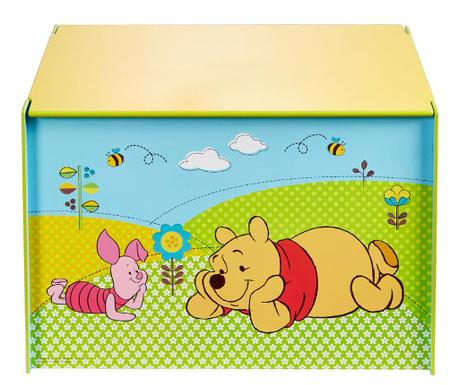 Кутия с капак за съхранение Winnie the Pooh