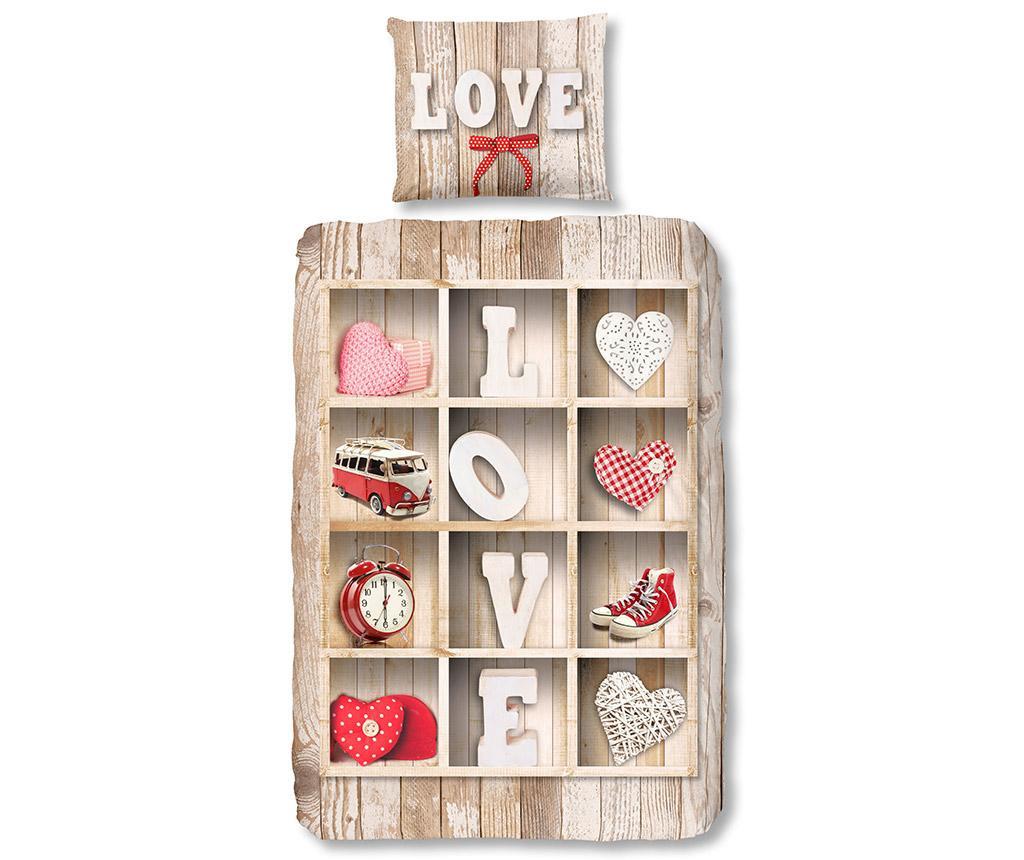 Love Egyszemélyes gyerek ágynemű
