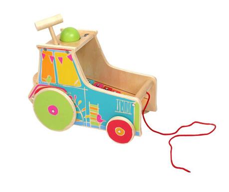 Zabawka muzyczna Tractor