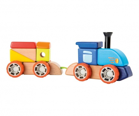 Gra konstrukcyjna   22 elementy Railway