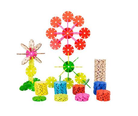 Joc de creatie 240 piese Flower