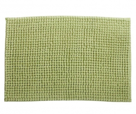 Covoras de baie Confort Green 40x60 cm