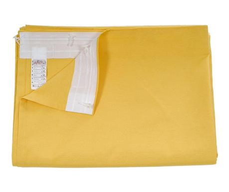 Zasłona zaciemniająca Simple Yellow 170x270 cm