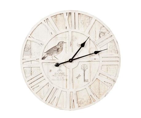 Nástenné hodiny Bird On