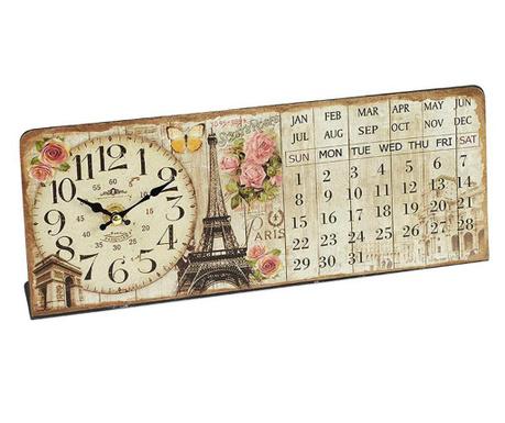 Tour Eiffel Asztali óra