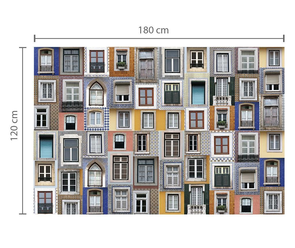 Lisbon Windows Matrica