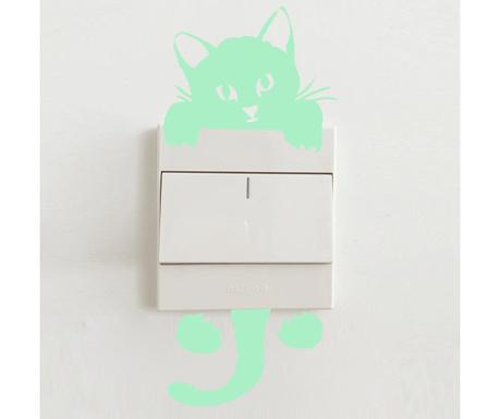 Fosforescentna nalepka Sweet Cat