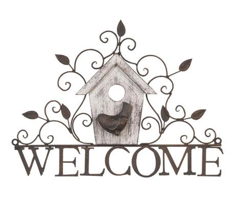 Decoratiune de perete Welcome Home