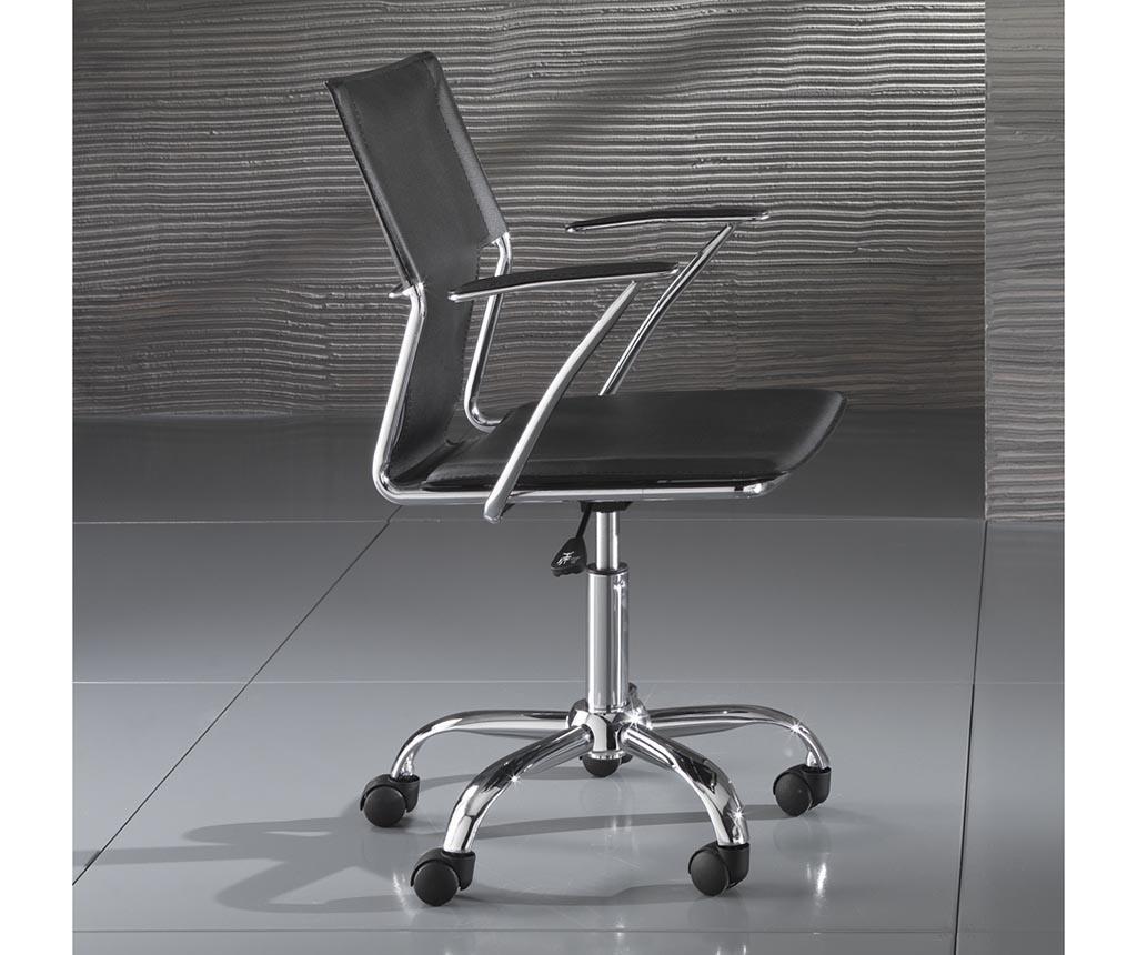 Офис стол Lynx Black