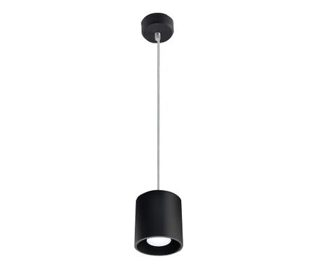 Závěsná lampa Roda Black