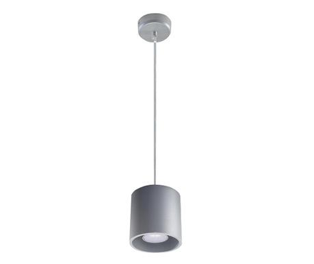 Závěsná lampa Roda Grey