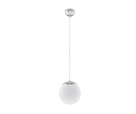 Závěsná lampa Bianco S