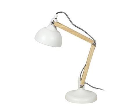 Uredska svjetiljka Dexter Mini White