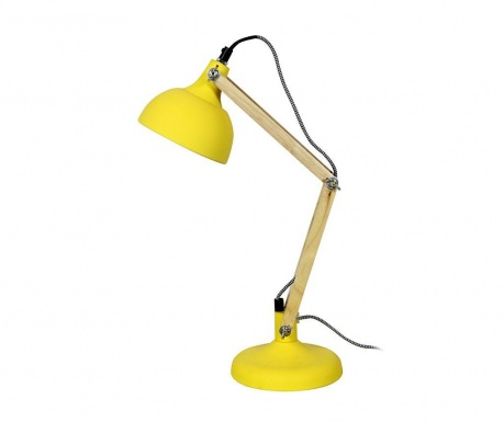 Lampa de birou Dexter Mini Yellow